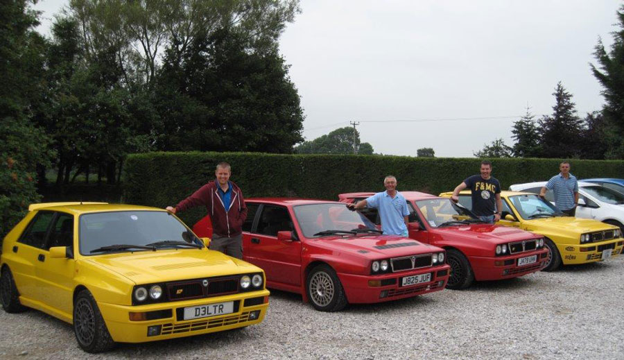THE PROUD LANCIA'S