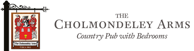 Cholmondeley Arms | Cheshire Pub and B & B